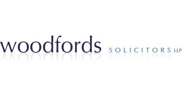 Woodfords Solicitors LLP logo