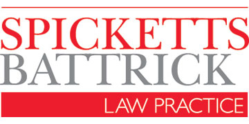 Spicketts Battrick Law Practice logo