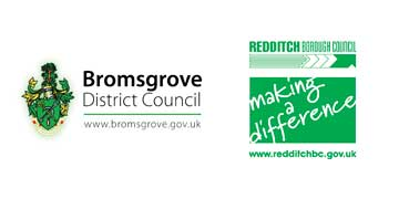 Bromsgrove and Redditch logo