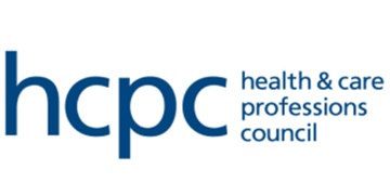 The Health Care Professions Council (HCPC) logo