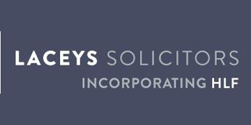 Laceys Solicitors LLP logo
