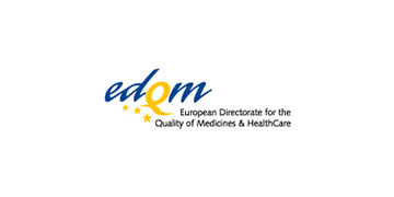 European Directorate for the Quality of Medicines & HealthCare (EDQM) logo