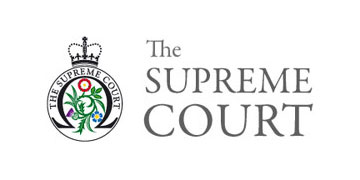 The Supreme Court logo