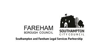 Southamton and Fareham Legal Services Partnership logo
