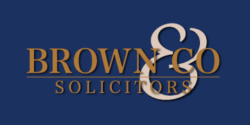 Brown & Co Solicitors logo
