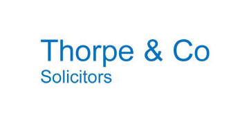 Thorpe & Co. Solicitors logo