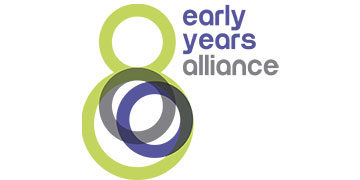 The Early Years Alliance logo