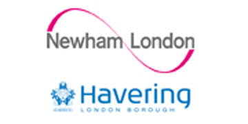 London Boroughs of Newham and Havering logo