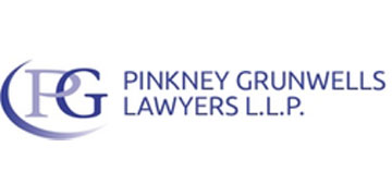 Pinkney Grunwells Lawyers LLP logo