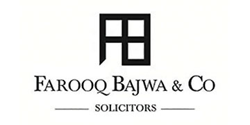 Farooq Bajwa & Co. Solicitors logo