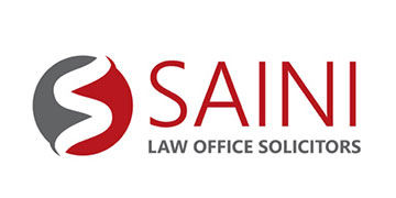 Saini Law Office Solicitors logo