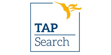 TAP Search logo
