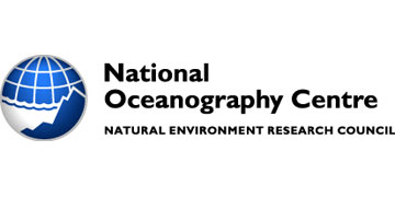 The National Oceanography Centre logo