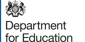 The Department for Education logo