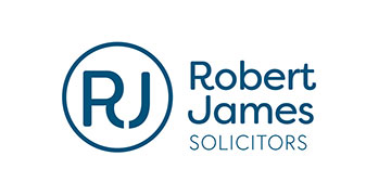 Robert James Solicitors logo