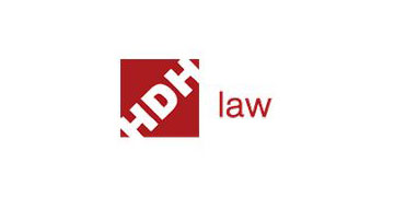 HDH Law logo