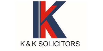 K & K Solicitors logo