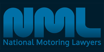 National Motoring Lawyers logo