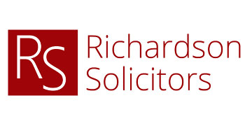 Richardson Solicitors logo