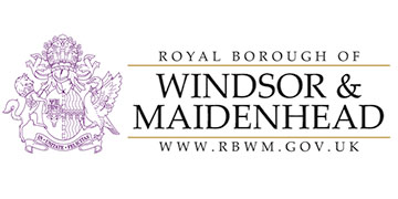 The Royal Borough Windsor & Maidenhead logo