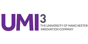 University of Manchester Innovation Company logo
