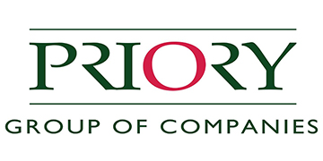 The Priory Group logo
