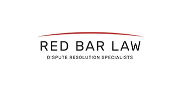 Red Bar Law logo