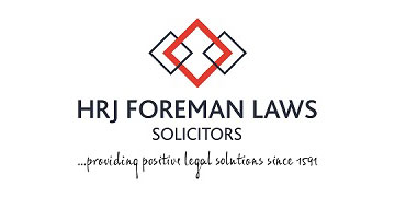 HRJ Foreman Laws Solicitors logo