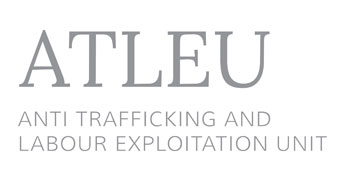 Anti Trafficking and Labour Exploitation Unit (ATLEU) logo