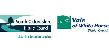 South Oxfordshire & Vale of White Horse District Councils logo