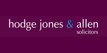 Hodge Jones & Allen logo