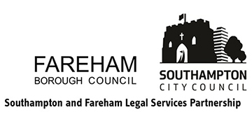 Southampton and Fareham Legal Services Partnership logo