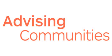 Advising Communities logo