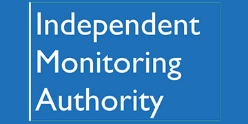 The Independent Monitoring Authority logo