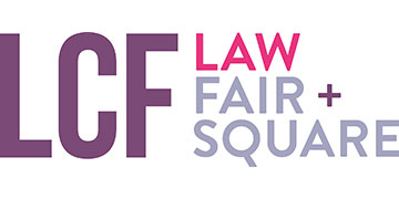 LCF Law logo