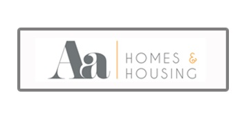 AA Homes logo