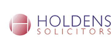 Holdens Solicitors logo