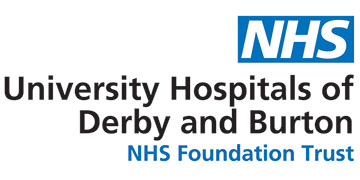 University Hospitals of Burton and Derby NHS Foundation Trust logo