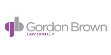 Gordon Brown Law Firm logo