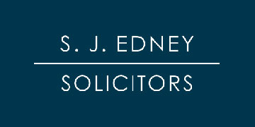 S. J. Edney Solicitors logo
