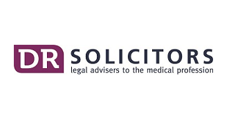 DR Solicitors logo