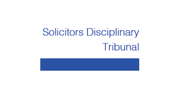 Solicitors Disciplinary Tribunal logo