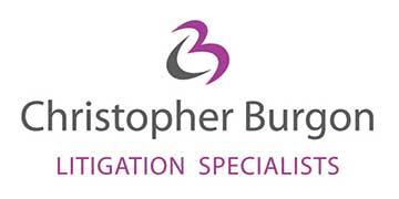 Christopher Burgon Litigation Specialists logo