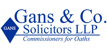 Gans & Co Solicitors LLP logo
