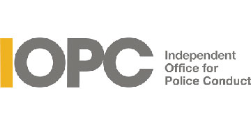 The Independent Office for Police Conduct (IOPC) logo