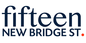 15 New Bridge Street logo